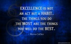 excellence-is